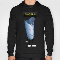 Depressed Zinger - For D… Hoody