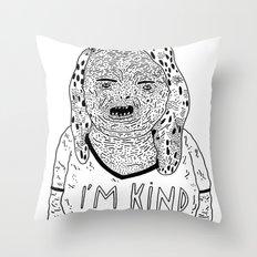 BIG DEAL Throw Pillow