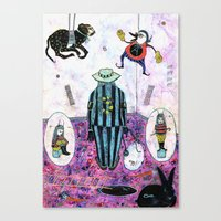 Doctor S Canvas Print