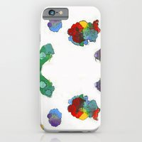 iPhone & iPod Case featuring Beat Symmetry by The Bun