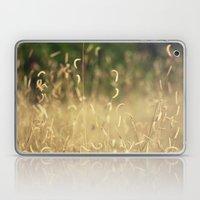 Curly Grass Laptop & iPad Skin