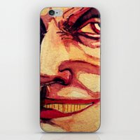 Barker iPhone & iPod Skin