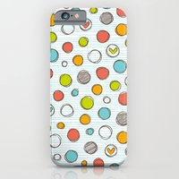 Another pattern with hearts. iPhone 6 Slim Case