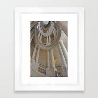 stairway to..... Framed Art Print