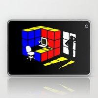 Rubix Cubicle Laptop & iPad Skin