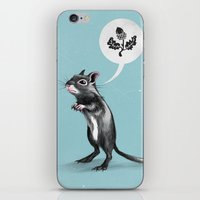 Must have Nuts iPhone & iPod Skin