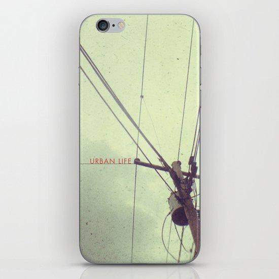 urban life project iPhone & iPod Skin