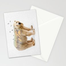 Wild I Shall Stay | Polar Bear Stationery Cards