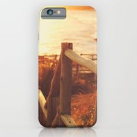 iPhone & iPod Case featuring Sunset I by Nina's clicks