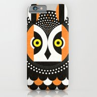 Long-Eared Owl iPhone 6 Slim Case