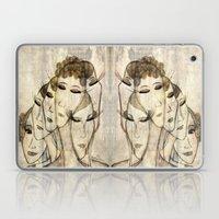 Silence Shower Laptop & iPad Skin