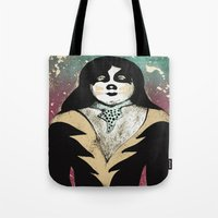 Poster The Great Peter Criss Tote Bag