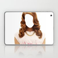 Lana Del Face Laptop & iPad Skin