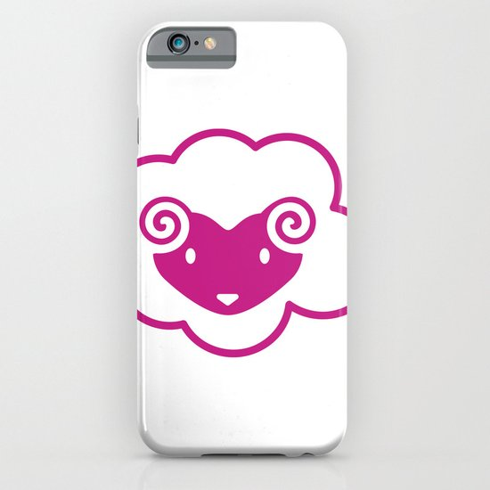 PINK SHEEP iPhone & iPod Case