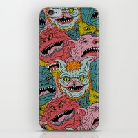GhoulieBall iPhone & iPod Skin