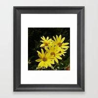 Sunshine! Framed Art Print