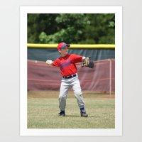 2012 Little League All-s… Art Print