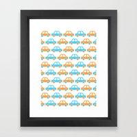 The Essential Patterns O… Framed Art Print