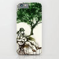 'In the rhythm of nature' iPhone 6 Slim Case