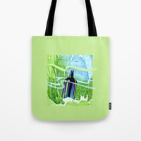 Underwater Tote Bag