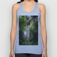The World's Oldest Wood, Ancient Kauri Unisex Tank Top