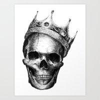 The Notorious B.I.G. Art Print