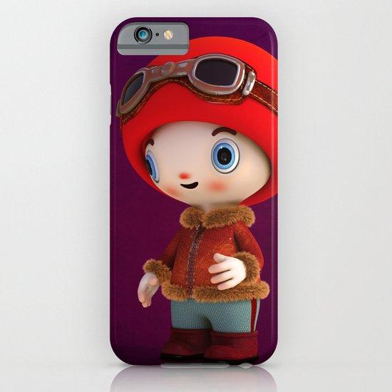 ShroomZee Naut iPhone & iPod Case