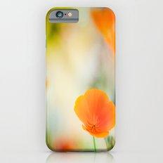 Poppy Rainbow iPhone 6 Slim Case