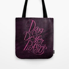 Drug Dealer Picasso's Tote Bag