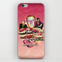 SERGIO PININFARINA: DESIGN HEROES iPhone & iPod Skin