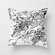 clubhouse Throw Pillow