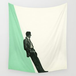 Wall Tapestry - Cool As A Cucumber - Cassia Beck