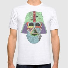 Goreth Vader Mens Fitted Tee Ash Grey SMALL