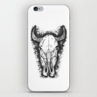 BULL iPhone & iPod Skin