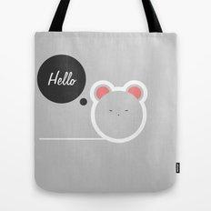 Hello Pets no.2 Tote Bag
