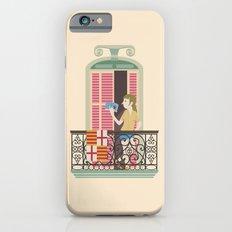 Reading in Barcelona iPhone 6s Slim Case