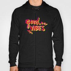 Good Vibes – Pink & Yellow Hoody