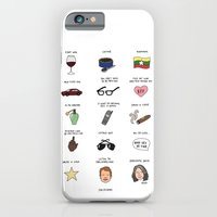 iPhone & iPod Case featuring Pinot Noir by Tyler Feder