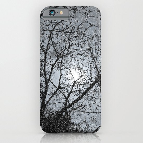 Oh Snowy Night iPhone & iPod Case