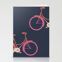 Bike Stationery Cards