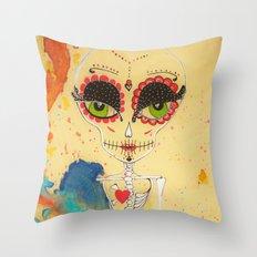 Fridaneska Throw Pillow