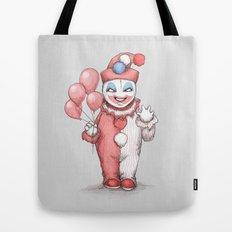 Plush Wayne Gacy  Tote Bag