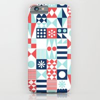 Tradewinds navy iPhone 6 Slim Case