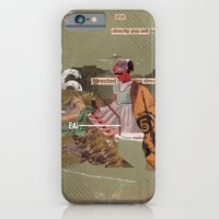Read the Directions iPhone 6 Slim Case