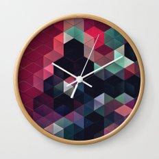 syngwyn rylyxxn Wall Clock