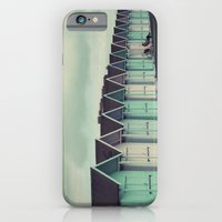 Beach Huts iPhone 6 Slim Case
