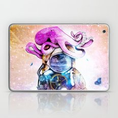 The spaceman & the octopus Laptop & iPad Skin