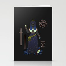 Witch Series: Tarot Cards Stationery Cards