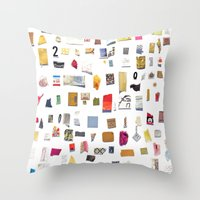 Out Of Merely Not Nothin… Throw Pillow