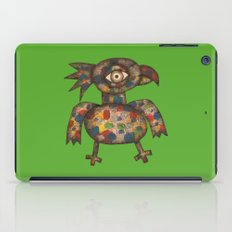 The Green Parrot iPad Case